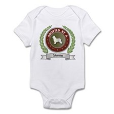 Schapendoes Adopted Infant Bodysuit