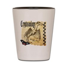 Cryptozoology Wild Things Shot Glass