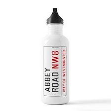 Abbey Road NW8 Water Bottle