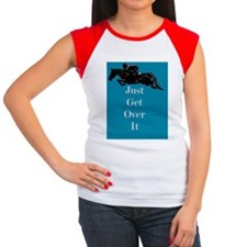 Just Get Over It Horse  Tee