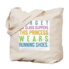 card Forget the glass slippers Tote Bag