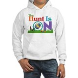 The Hunt Is On Hoodie