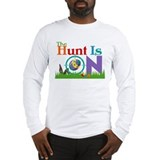 The Hunt Is On Long Sleeve T-Shirt