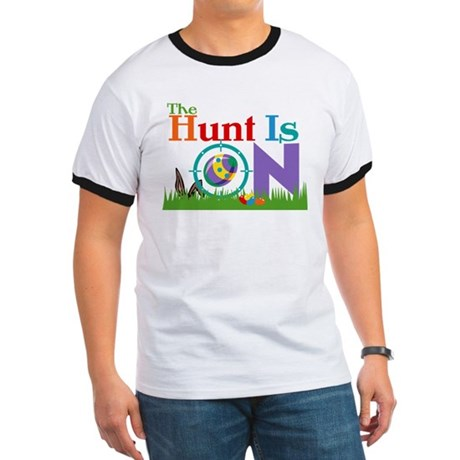 The Hunt Is On Ringer T