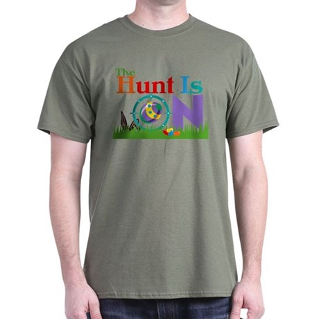 The Hunt Is On Dark T-Shirt