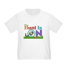 The Hunt Is On T
