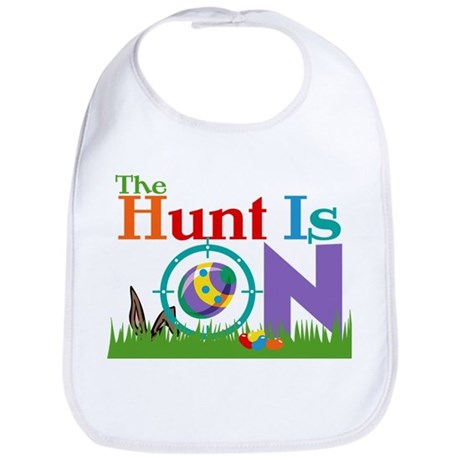 The Hunt Is On Bib