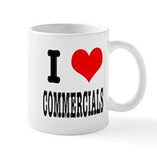 I Heart (Love) Commercials Mug