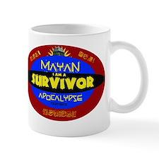 Mayan Apocalypse Survivor Mug