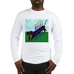 An Agility Dachshund? Long Sleeve T-Shirt