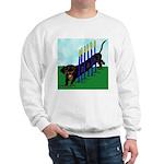 An Agility Dachshund? Sweatshirt