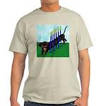 An Agility Dachshund? Light T-Shirt