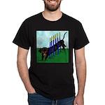 An Agility Dachshund? Dark T-Shirt