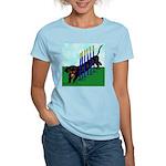 An Agility Dachshund? Women's Light T-Shirt