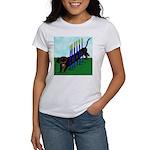 An Agility Dachshund? Women's T-Shirt