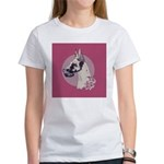 A lovely Harlequin Great Dane Women's T-Shirt