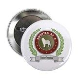 Lapphund Adopted Button