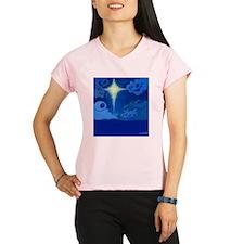 #StarOfWonder by Ebenlo - Performance Dry T-Shirt