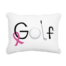 Golf Rectangular Canvas Pillow