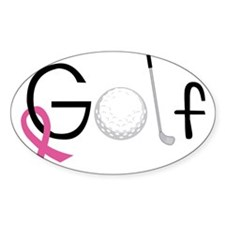 Golf Decal