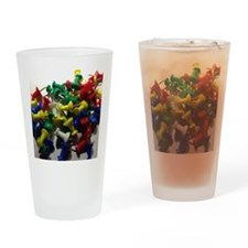Tacky Drinking Glass