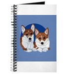 A Corgi Couple Journal