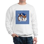A Corgi Couple Sweatshirt