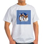 A Corgi Couple Light T-Shirt