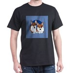 A Corgi Couple Dark T-Shirt
