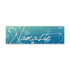 Namaste Stein Car Magnet 10 x 3