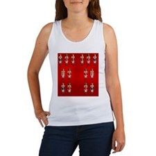 Nutcracker Flip-flops Women's Tank Top