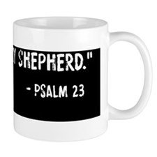 Psalm 23 The Lord Is My Shepherd Mug