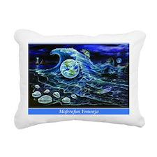 Yemonja Rectangular Canvas Pillow