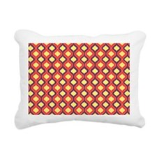 Royal Sunset #2 Rectangular Canvas Pillow