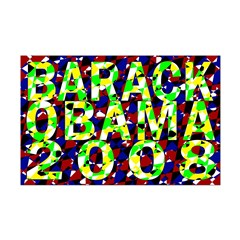 Barack Obama in Color Posters