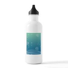 Lotus iPad Case Water Bottle