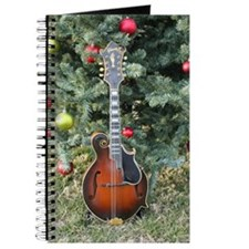 Gibson Mandolin Under the Christmas Tree Journal