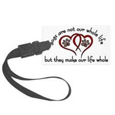 Our Life Whole Luggage Tag