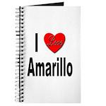 I Love Amarillo Journal