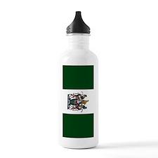 Rhodesian flag sideway Water Bottle