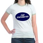 The Sodomites Ringer T-shirt