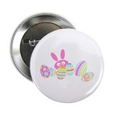 Bunny 'N Eggs Button