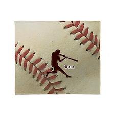iHit Baseball Throw Blanket