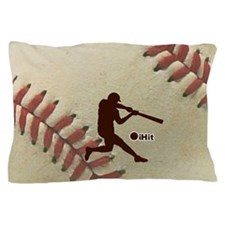 iHit Baseball Pillow Case