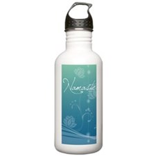 Namaste iPhone Wallet  Water Bottle