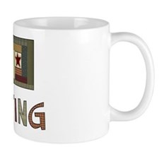 I Love Quilting Coffee Mug