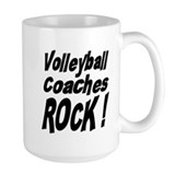 Volleyball Coaches Rock ! Mug