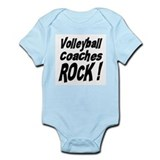 Volleyball Coaches Rock ! Onesie