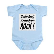 Volleyball Coaches Rock ! Onesie