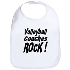 Volleyball Coaches Rock ! Bib